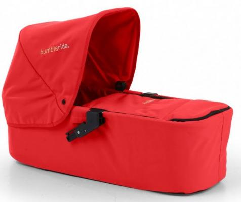 Люлька-переноска Carrycot для коляски Bumbleride Indie Twin (red sand) недорого