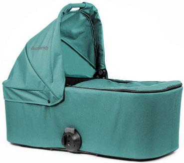 Люлька-переноска Carrycot для колясок Bumbleride Indie & Speed (tourmaline) бейсболка dc shoes dc shoes dc329cmsxa78