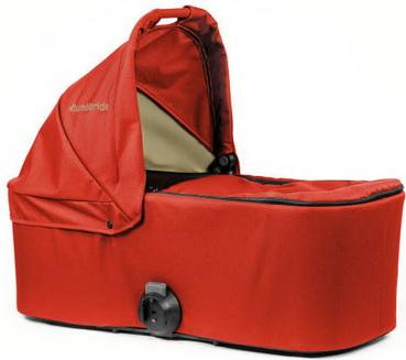 Люлька-переноска Carrycot для колясок Bumbleride Indie  Speed (red sand)