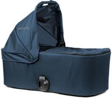 Люлька-переноска Carrycot для колясок Bumbleride Indie & Speed (maritime blue) цена