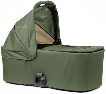 Люлька-переноска Carrycot для колясок Bumbleride Indie & Speed (camp green)