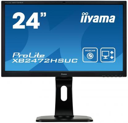 Монитор 24 iiYama XB2472HSUC-B1 монитор iiyama xub3490wqsu b1 черный