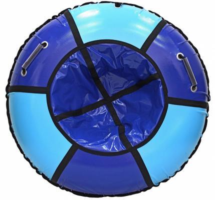 Тюбинг RT Практик 118 см до 120 кг синий голубой ПВХ тюбинг rt практик 118 см синий голубой до 120 кг пвх