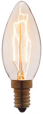 Купить Лампа накаливания E14 25W свеча прозрачная 3525, Loft IT