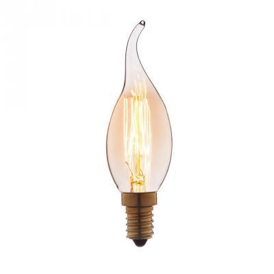 Купить Лампа накаливания свеча Loft IT 3540-GL E14 40W