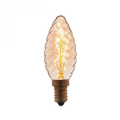 Лампа накаливания свеча Loft IT 3560-LT E14 40W