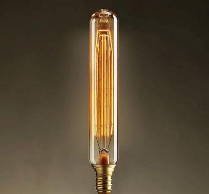 Лампа накаливания цилиндрическая Loft IT 740-H E14 40W