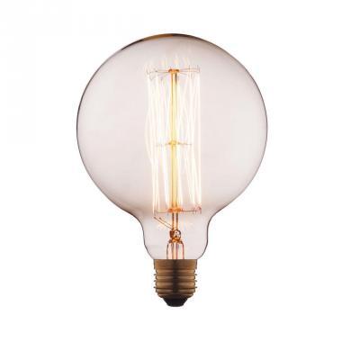 Купить Лампа накаливания E27 40W шар прозрачный G12540, Loft IT
