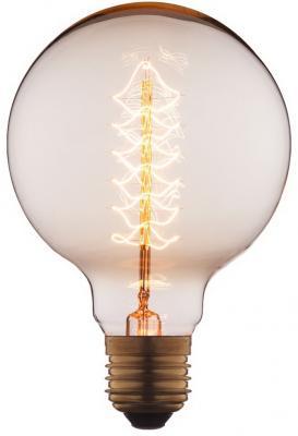 Лампа накаливания шар Loft IT G9540-F E27 40W loft it лампа накаливания loft it шар прозрачная e27 40w g9540