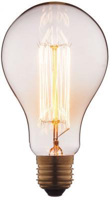 Лампа накаливания E27 60W груша прозрачная 9560-SC цена и фото
