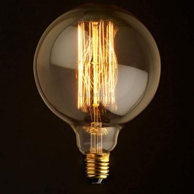 Купить Лампа накаливания E27 60W шар прозрачный G12560, Loft IT