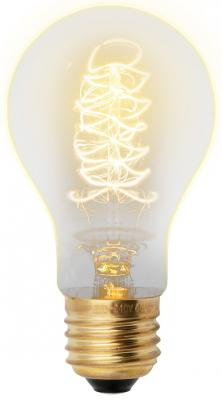 Лампа накаливания груша Uniel UL-00000475 E27 40W IL-V-A60-40/GOLDEN/E27 CW01