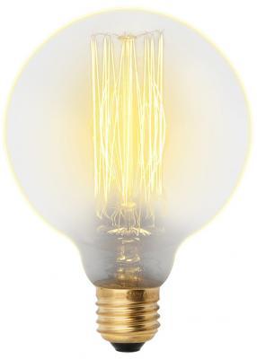 Лампа накаливания шар Uniel UL-00000478 E27 60W IL-V-G80-60/GOLDEN/E27 VW01