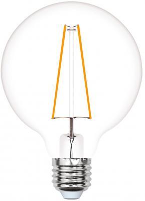 Лампа светодиодная (UL-00000850) E27 4W шар золотистый LED-G95-4W/GOLDEN/E27 GLV21GO e27 4w 24 x smd 5050 led 432lumen 6000 6500k white led spotlight bulb 220v