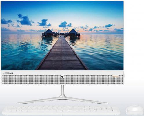 "Моноблок 23"" Lenovo IdeaCentre AIO 510-23ISH 1920 x 1080 Intel Core i5-6400T 4Gb 1Tb Intel HD Graphics 530 Windows 10 Home белый F0CD008VRK"