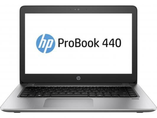 Ноутбук HP ProBook 440 G4 14 1366x768 Intel Core i5-7200U Y7Z85EA ноутбук hp probook 440 y7z62ea y7z62ea