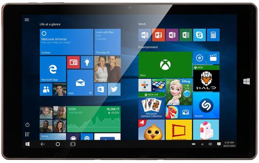 Планшет Prestigio MultiPad Visconte V 10.1 32Gb коричневый Wi-Fi 3G Bluetooth Windows PMP1012TE3GRD visconte v 3g 2 32
