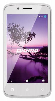 "Смартфон Digma LINX A420 3G белый 4.2"" 4 Гб Wi-Fi GPS 3G"