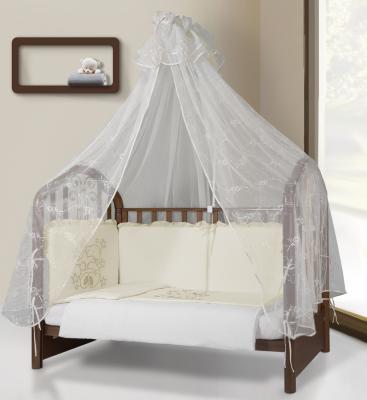 Комплект постельного белья 3 предмета Esspero Star Bear (beige)