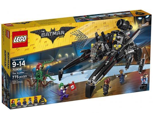 Конструктор LEGO Бэтмен Скатлер 775 элементов