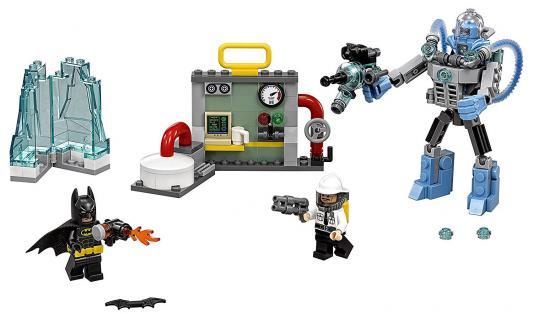"""Конструктор LEGO """"Фильм: Бэтмен"""" - Ледяная атака Мистера Фриза 201 элемент"""