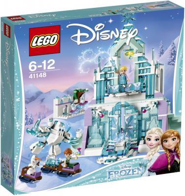 Конструктор LEGO Disney Princesses Волшебный ледяной замок Эльзы 701 элемент 41148