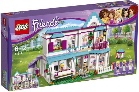 Конструктор LEGO Friends Дом Стефани 622 элемента 41314