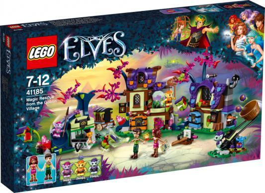 Конструктор LEGO Elves: Побег из деревни гоблинов 637 элементов 41185