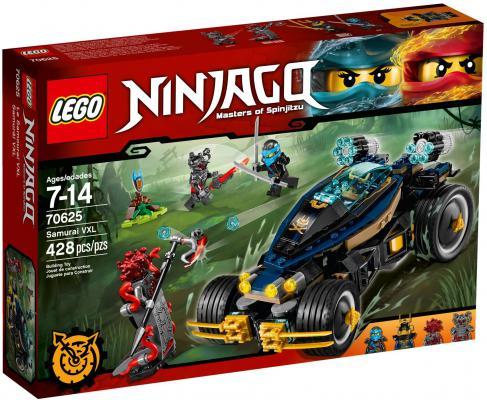Конструктор LEGO Ninjago: Самурай VXL 428 элементов 70625