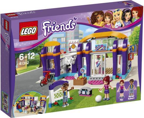 Конструктор LEGO Friends Спортивный центр 328 элементов 41312