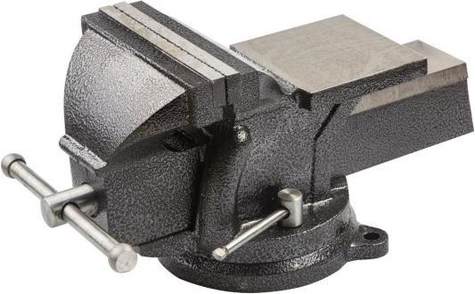 Тиски Stayer STANDARD слесарные с поворотным основанием 3254-150