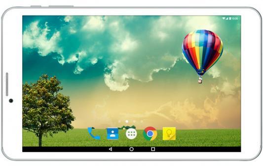 Планшет TurboSmart TurboPad 803 8 8Gb серебристый Wi-Fi Bluetooth 3G Android 803 планшет tesla neon color 7 0 3g 7 8gb синий wi fi 3g android neon 7 0 3g