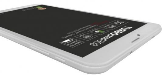 """Планшет TurboSmart TurboPad 803 8"""" 8Gb серебристый Wi-Fi Bluetooth 3G Android 803"""
