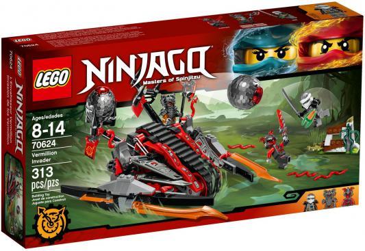 Конструктор LEGO Ninjago: Алый захватчик 313 элементов 70624
