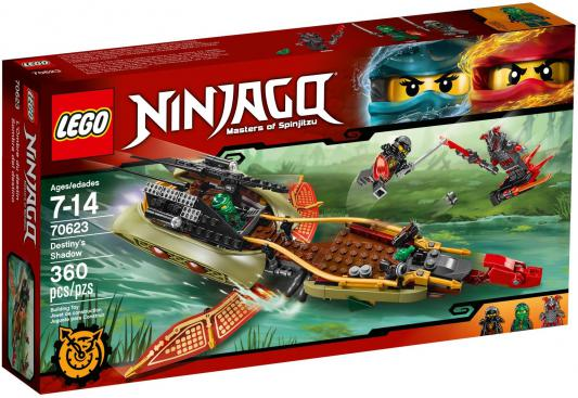 Конструктор LEGO Ninjago: Тень судьбы 360 элементов 70623