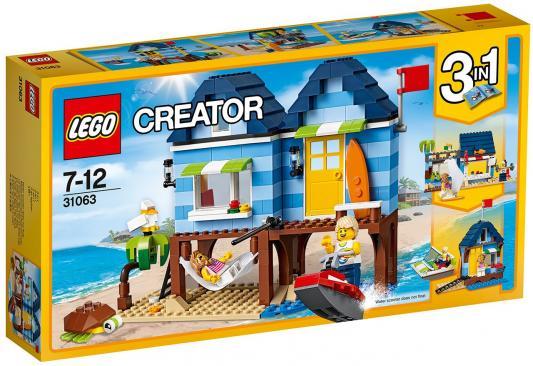 Конструктор LEGO Creator: Отпуск у моря 275 элементов 31063
