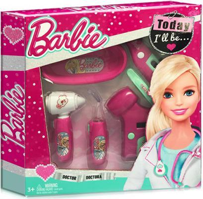 Игровой набор Corpa Barbie компактный - юный доктор D122C