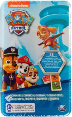 Настольная игра Paw Patrol Домино 28 предметов 6033087