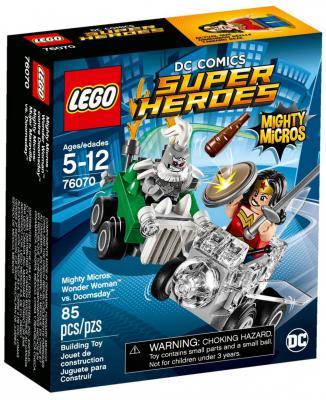 """Конструктор LEGO """"Супергерои"""" - Чудо-женщина против Думсдэя 85 элементов"""