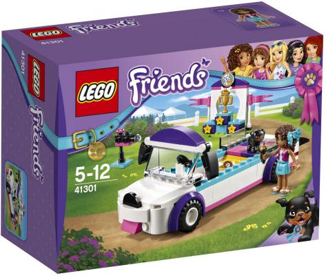 Конструктор LEGO Friends: Выставка щенков: Награждение 145 элементов 41301