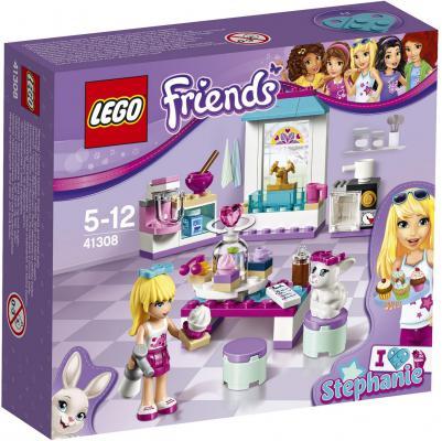 Конструктор LEGO Friends: Кондитерская Стефани 94 элемента 41308