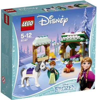 Конструктор LEGO Disney Princesses: Зимние приключения Анны 153 элемента 41147