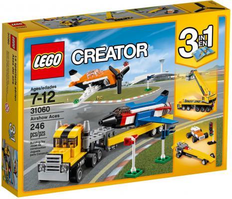 Конструктор LEGO Creator Пилотажная группа 246 элементов 31060