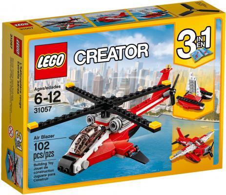 Конструктор LEGO Creator: Красный вертолёт 102 элемента 31057