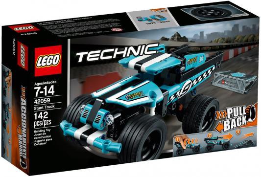 Конструктор LEGO Technic: Трюковой грузовик 142 элемента 42059