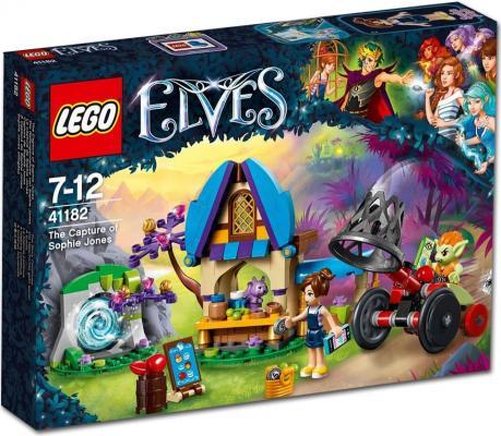 Конструктор LEGO Elves: Эльфы Похищение Софи Джонс 226 элементов 41182