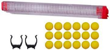 Набор Hasbro B1594 5010993354207 оружие игрушечное hasbro hasbro бластер nerf n strike mega rotofury