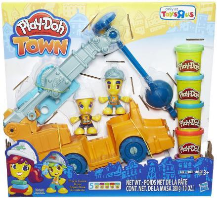 Набор для лепки Hasbro Play-Doh Кран  B6281