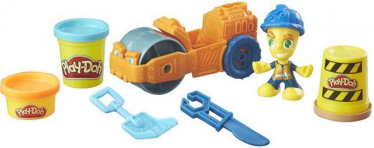 Набор для лепки Hasbro Play-Doh Паровой каток  B6282