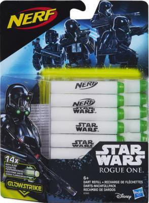 Игровой набор HASBRO Звездные войны светящиеся стрелы 14 предметов B7865